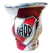 Mate River De Vidrio X Unidad X Mayor Local Once