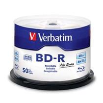 Bd-r 25gb 6x Torre De 50 Piezas. Blu-ray Verbatim 98172