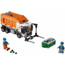 Lego - City 60118-camión De La Basura