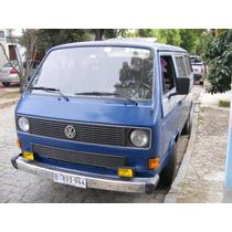 Casa Rodante Volkswagen Vw, T3, 1,6 D