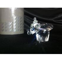 Vendo Dumbo De Cristal Swarovski Con Caja Y Certificado!!!