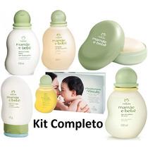 Kit Completo Natura Mamãe Bebê C/ 8 Itens, Montamos Seu Kit