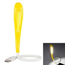 Para Ordenador Portatil Computadora Luz Blanca Amarillo