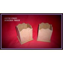 Porta Lápices Con Ondas 7x7x8 Cm Precio X Unidad