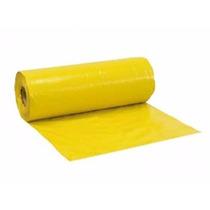 Lona Plástica Amarela 4x100 100 Micras 20 Kg - Ponta Estoque