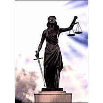 Painel Foto Grande Hd Decoração Escritório Advocacia Direito