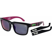 Lentes Spy Helm Kb Ripper - Grey W/ Purple Spectra (+matte B