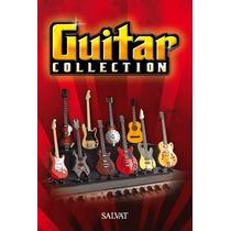 Coleção Guitar Collection - Edições Da 1 A 33 + Pedestal
