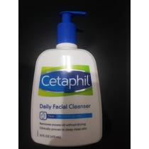 Cetaphil Daily Facial Cleanser 473ml Limpeza Diaria Novo