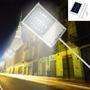 Lampara Solar 15 Leds Sensor De Luz Y Movimiento