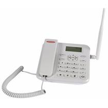 Teléfono Fijo Casero Antena Desmontable