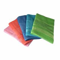 Kit Com 10 Toalhas De Banho P/ Bordar Grandes - Promoção