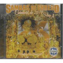 Cd - Carnaval 2014 - Sambas Enredo Do Rio De Janeiro Série A