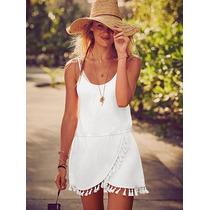 Victoria´s Secret- Vestido De Playa - Talle S- Original-