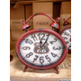 Reloj De Mesa Estilo Vintage Muy Hermosos !!!!!