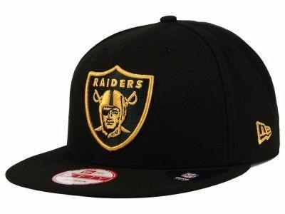 31eb548164a89 Gorra New Era Snapback Raiders Dorado -   319.00 en Mercado Libre