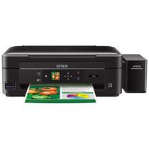 Impresora Multifuncional Epson De Inyección Ecotank L455
