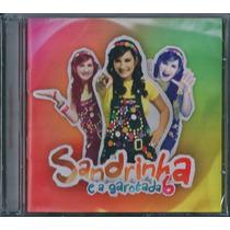 Cd Sandrinha E A Garotada - Vol 6 (bônus_playback)