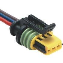 Conector Chicote Sensor Posição Borboleta Tps Marelli 2c 5c