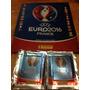 Pack Albun Uefa Euro 2016 + 50 Sobres De Laminas