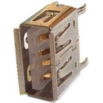 Conector Usb Original Painel Cd Dvd Pioneer 10mm 4 Pinos