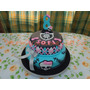 Tortas Decoradas De Monster High, Mickey, Minne Mause Y Mas!