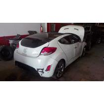 Sucata Hyundai Veloster Para Vendas De Pecas