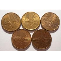 1 Centavo (5 Pz) 1956 A 1960 Estados Unidos Mex. Nuevos