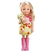 Barbie Y Sus Hermanas En Un Pony Tale Chelsea Doll Con Bunny