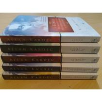 Kit Livro Doutrina Espírita Allan Kardec Espiritismo Econômi