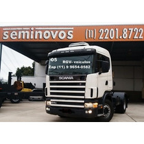 Scania R124 4x2 2005