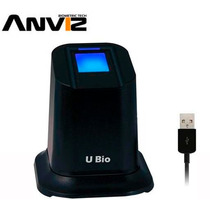 Anviz U-bio Reade Lector De Huellas Digitales Usb