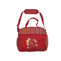 Kit Pañalera Bebe-rojo Accesorios Baby Mink