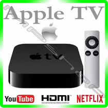 Apple Tv 3ª Geração 1080p Md199 Iphone Netflix Youtube Novo