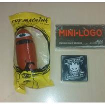 Baleros Skate Toy Machine Spitfire Mini-logo