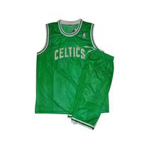Kit Nba Boston Celtics Adulto