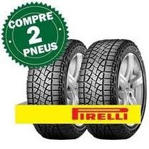 Kit 2 Pneu Pirelli 205/70 R15 Scorpion Atr 96t Frete Grátis