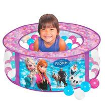 Piscina De Bolinhas Frozen Com 100 Bolinhas - Lider