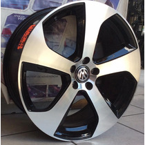 Rin 18 5-112 R37 Golf A7 Jetta Bora Audi Gti Gli