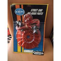 Vocho Kit Vistas Cables Y Tapa Empi Rojos