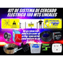 Cerco Electrico Kit 100 Metros Energizador Parales Lineas.