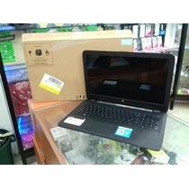Laptop Hp 15 Pulgadas Con Funda De Regalo Nueva
