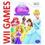 Juego Disney Princesas Original - Nuevo Sellado, Castellano