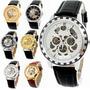 Lote De 3 Reloj Automatico Relojes De Cuerda Maquinaria