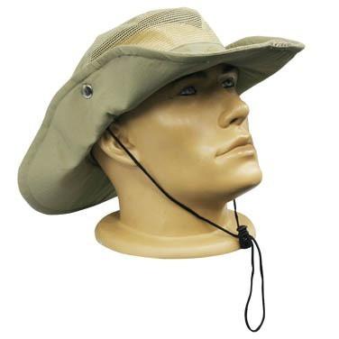985b7b4f1a4a0 3 Sombreros Tipo Australiano Cazador Excelente Vars Colores ...