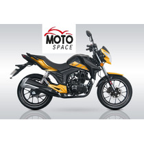 Motocicleta Carabela R6 2016. Modelo Nuevo. 200cc.