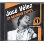 Jose Velez - 20 Grandes Exitos - Los Chiquibum