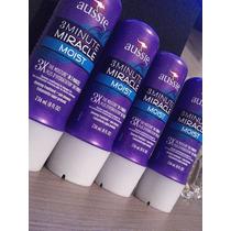 Aussie 3 Minutos Milagre Mascara Moist Hidratação Tratamento