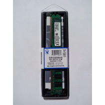 Promoção 1 - Memória Kingston Ddr3 4gb 1333 Mhz Dimm
