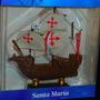 Barcos Sta. Maria De Colon/ Nao Victoria De Magallanes 12 Cm
